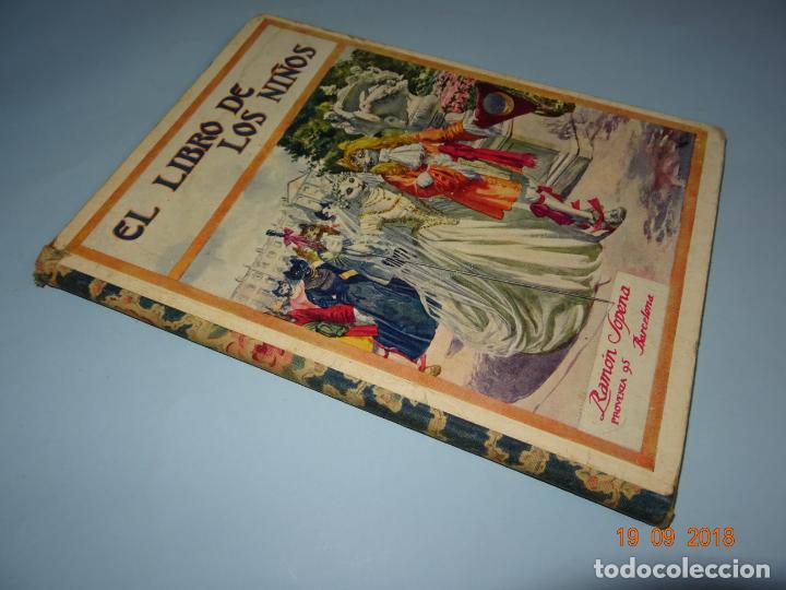 Libros antiguos: EL LIBRO DE LOS NIÑOS de 1930 Editorial Ramon Sopena BIBLIOTECA PARA NIÑOS - Foto 5 - 133867310