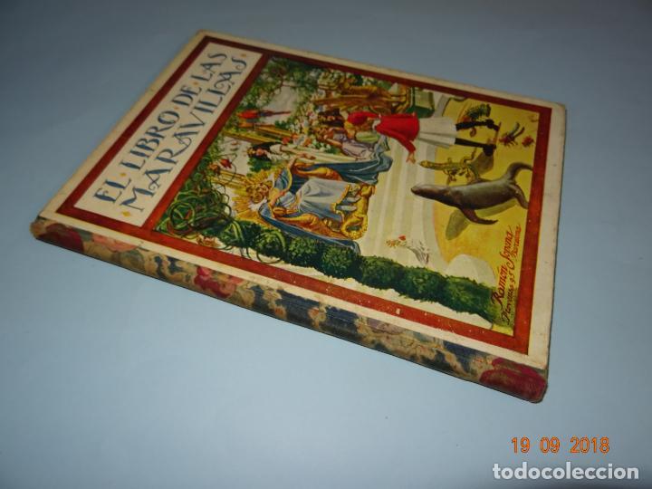 Libros antiguos: EL LIBRO DE LAS MARAVILLAS de 1931 Editorial Ramon Sopena BIBLIOTECA PARA NIÑOS - Foto 5 - 133867386