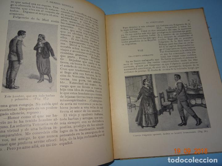 Libros antiguos: EL AVENTURERO de 1930 Editorial Ramon Sopena BIBLIOTECA PARA NIÑOS - Foto 4 - 133867430
