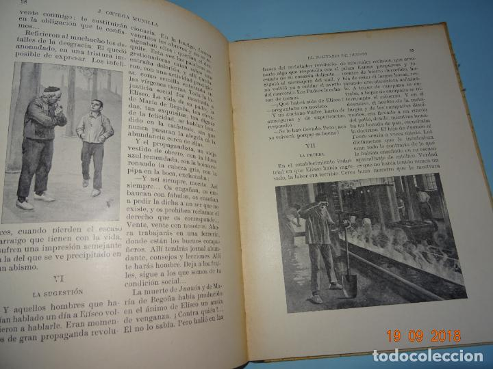 Libros antiguos: EL AVENTURERO de 1930 Editorial Ramon Sopena BIBLIOTECA PARA NIÑOS - Foto 5 - 133867430