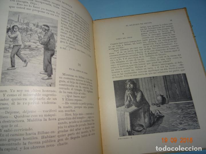 Libros antiguos: EL AVENTURERO de 1930 Editorial Ramon Sopena BIBLIOTECA PARA NIÑOS - Foto 6 - 133867430