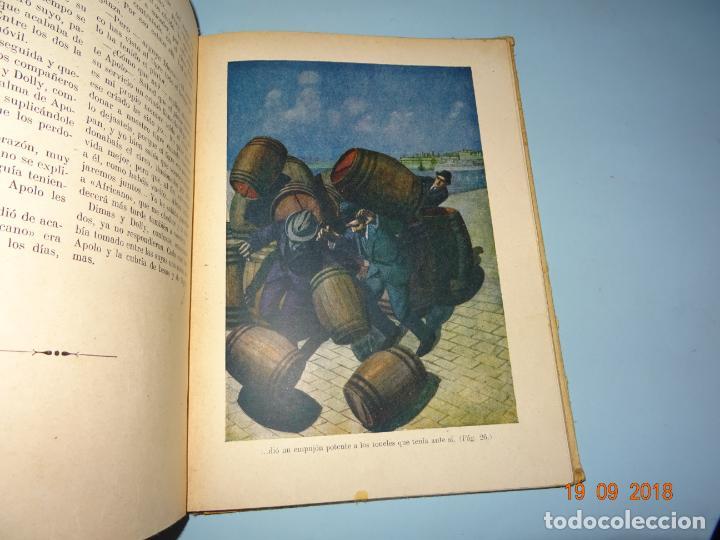 Libros antiguos: EN VACACIONES 1ª Edición de 1934 Editorial Ramon Sopena BIBLIOTECA PARA NIÑOS - Foto 2 - 133867634