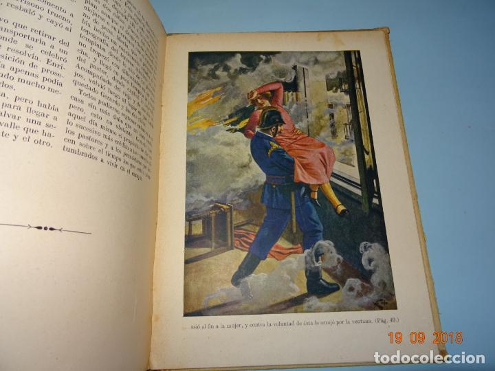 Libros antiguos: EN VACACIONES 1ª Edición de 1934 Editorial Ramon Sopena BIBLIOTECA PARA NIÑOS - Foto 5 - 133867634