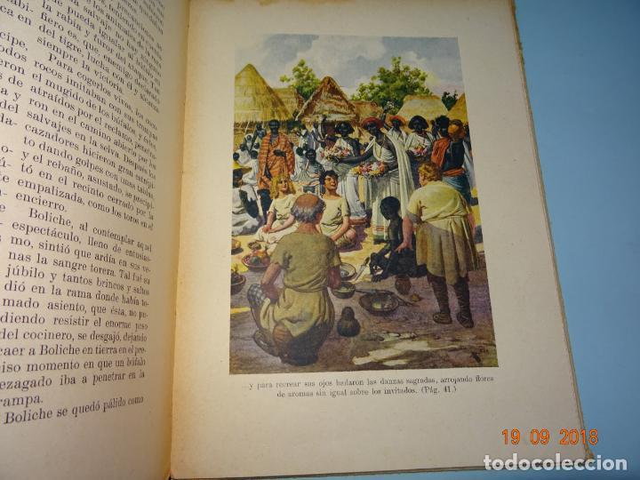 Libros antiguos: LOS MISTERIOS DE LA SELVA 1ª Edición de 1933 Editorial Ramon Sopena BIBLIOTECA PARA NIÑOS - Foto 3 - 133867886