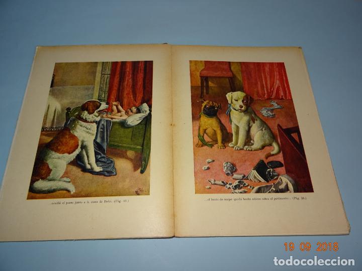 Libros antiguos: MI MEJOR JUGUETE 1ª Edición de 1930 Editorial Ramón Sopena BIBLIOTECA PARA NIÑOS - Foto 3 - 133928310