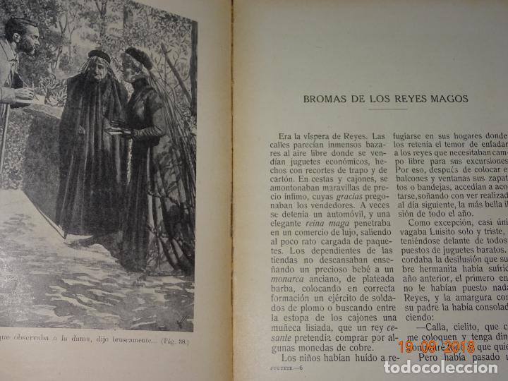 Libros antiguos: MI MEJOR JUGUETE 1ª Edición de 1930 Editorial Ramón Sopena BIBLIOTECA PARA NIÑOS - Foto 4 - 133928310