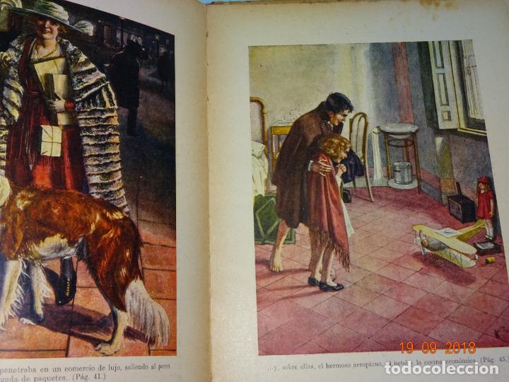 Libros antiguos: MI MEJOR JUGUETE 1ª Edición de 1930 Editorial Ramón Sopena BIBLIOTECA PARA NIÑOS - Foto 5 - 133928310