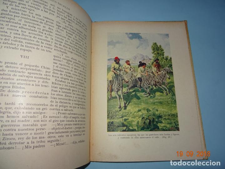 Libros antiguos: PIRULETE EN EL PAIS DEL SUEÑO Y DE LA HOLGANZA 1933 Editorial Ramón Sopena BIBLIOTECA PARA NIÑOS - Foto 3 - 133933086