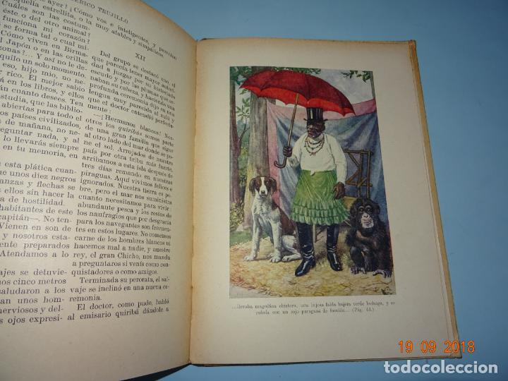 Libros antiguos: PIRULETE EN EL PAIS DEL SUEÑO Y DE LA HOLGANZA 1933 Editorial Ramón Sopena BIBLIOTECA PARA NIÑOS - Foto 4 - 133933086