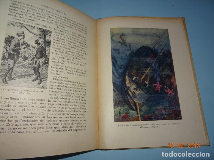 Libros antiguos: PIRULETE EN EL PAIS DEL SUEÑO Y DE LA HOLGANZA 1933 Editorial Ramón Sopena BIBLIOTECA PARA NIÑOS - Foto 5 - 133933086
