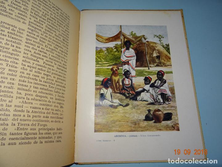 Libros antiguos: CUENOS Y FANTASIAS de 1931 Editorial Ramón Sopena BIBLIOTECA PARA NIÑOS - Foto 6 - 133934146