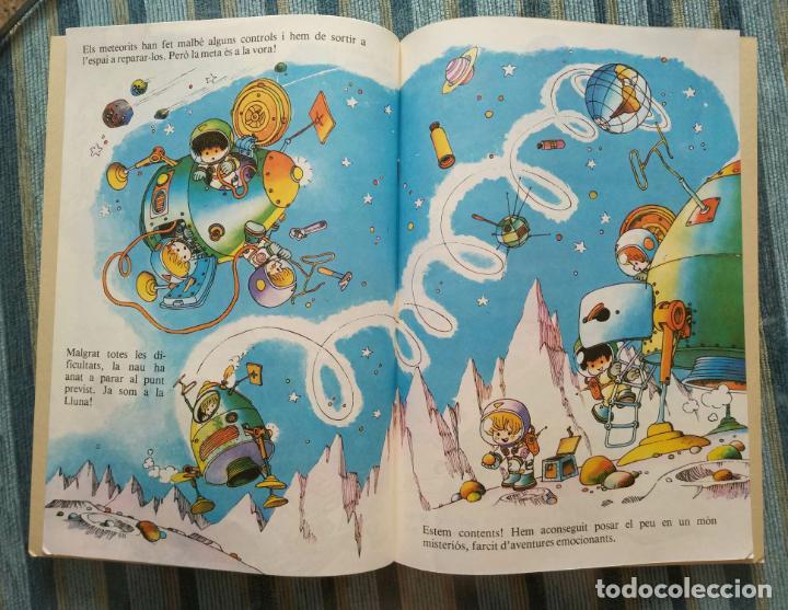 Libros antiguos: COLECCIO JO SERE.... N° 2: JO SERE... ASTRONAUTA (2ª. EDICION) - JAN (SUPER LOPEZ) - BRUGUERA 1984 - Foto 3 - 134081070