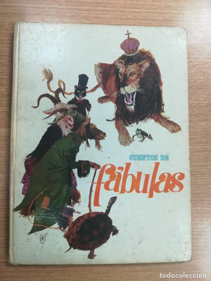 CUENTOS DE FABULAS (ILUSTRACIONES JUAN DOMINGO RUBIES) (EDITORIAL MOLINO - 1964) (Libros Antiguos, Raros y Curiosos - Literatura Infantil y Juvenil - Cuentos)