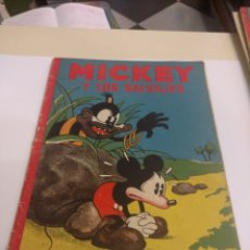 Libros antiguos: MICKEY Y LOS SALVAJES.ED. SATURNINO CALLEJA.. Lote 134779573