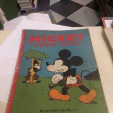 Libros antiguos: MICKEY CONTRA RATINO.ED.SATURNINO CALLEJA.. Lote 134780695