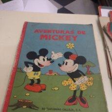 Libros antiguos: AVENTURAS DE MICKEY .ED SATURNINO CALLEJA . N 1. Lote 134781281