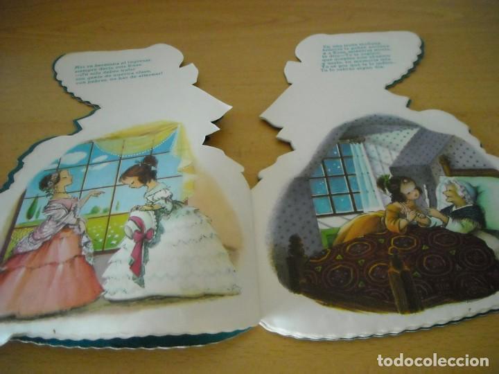 Libros antiguos: CUENTO TROQUELADO, EL ABANICO DE LA VERDAD, FERRANDIZ, 1971 - Foto 3 - 134801302