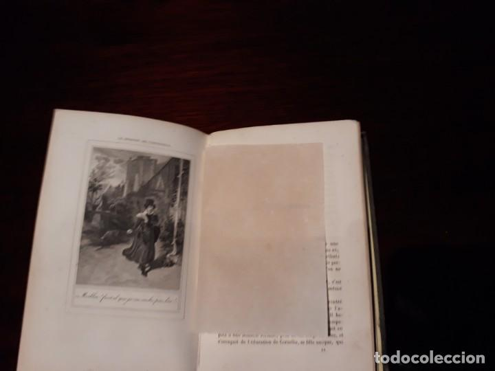 Libros antiguos: CONTES A MA FILLE - J.N.BOUILLY - SIGLO XIX - ILUSTRADO CON BONITOS GRABADOS. - Foto 5 - 134911634
