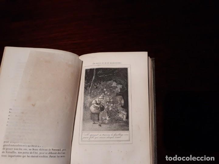 Libros antiguos: CONTES A MA FILLE - J.N.BOUILLY - SIGLO XIX - ILUSTRADO CON BONITOS GRABADOS. - Foto 6 - 134911634