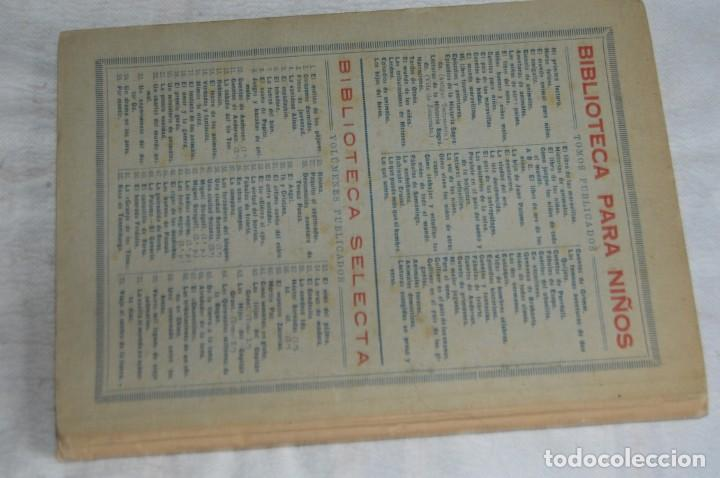 Libros antiguos: ANTIGUO CUENTO INFANTIL - EL MUNDO MARAVILLOSO - EDITORIAL RAMÓN SOPENA - 1935 - VINTAGE - ENVÍO24H - Foto 3 - 134983786