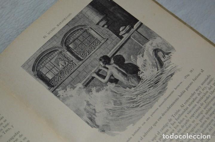 Libros antiguos: ANTIGUO CUENTO INFANTIL - EL MUNDO MARAVILLOSO - EDITORIAL RAMÓN SOPENA - 1935 - VINTAGE - ENVÍO24H - Foto 13 - 134983786