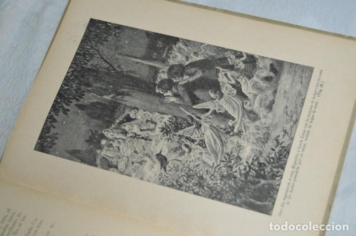 Libros antiguos: ANTIGUO CUENTO INFANTIL - EL MUNDO MARAVILLOSO - EDITORIAL RAMÓN SOPENA - 1935 - VINTAGE - ENVÍO24H - Foto 14 - 134983786