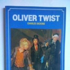 Libros antiguos: OLIVER TWIST CHARLES DICKENS BRUGUERA HISTORIA COLOR N12 1983. Lote 135011938