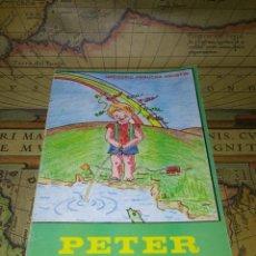 Libros antiguos: PETER. GREGORIO PERUCHA AGUSTÍN. . Lote 135055190