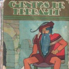Libros antiguos: CUENTOS DE PERRAULT CALLEJA PERLA ILUSTRADOS POR PENAGOS (1936). Lote 135571186