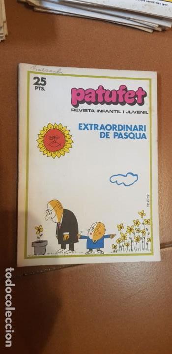 Libros antiguos: PATUFET 1970 COMPLET 28 REVISTES DEL Nº 29 AL 54 + CALENDARI + EXTRA PASQUA - Foto 4 - 135710031