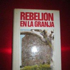 Libros antiguos: LIBRO-REBELIÓN EN LA GRANJA-GEORGE ORWELL-1984-CÍRCULO DE LECTORES-VER FOTOS. Lote 136151594