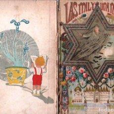 Libros antiguos: LAS MIL Y UNA NOCHES - CALLEJA PERLA - 520 PÁGINAS. Lote 136253394
