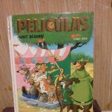 Libros antiguos: PELÍCULAS, WALT DISNEY, COLECCIÓN JOVIAL, TOMO XXVI, 1979. Lote 136498850