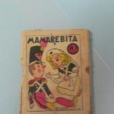 Libros antiguos: MAMABEBITA, TESOROS DE CUENTOS INFANTILES, ED EL GATO NEGRO BARCELONA. Lote 136872074