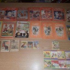 Libros antiguos: LOTE DE 21 CUENTOS INFANTILES. Lote 137336370