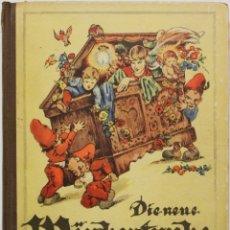 Libros antiguos: DIE NEUE MÄRCHENTRUHE. - MÖNCKEBERG KOLLMAR, VILMA. - OLDENBURG, 1930.. Lote 123219983