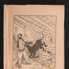 Libros antiguos: MONEDA FALSA. COL·LECCIÓ D'EN PATUFET Nº712 PORTADA DE OPISSO. Lote 138222082