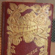 Libros antiguos: *TURQUESA, LAS VIENTE PESETAS DE MAGDALENA Y UNA HEROÍNA* DE MARÍA THIÉRY. AÑO 1900. INF. 10 FOTOS. Lote 138298386