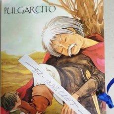 Libros antiguos: MAGNIFICO CUENTO DE PULGARCITO - DESPLEGABLE - TROQUELADO - EDICIONES CON - BEL - MUY NUEVO -. Lote 138518078