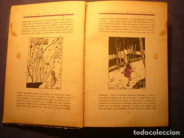 Libros antiguos: CALLEJA: - CUENTOS Y MAS CUENTOS - (MADRID, SATURNINO CALLEJA) - Foto 4 - 138569586