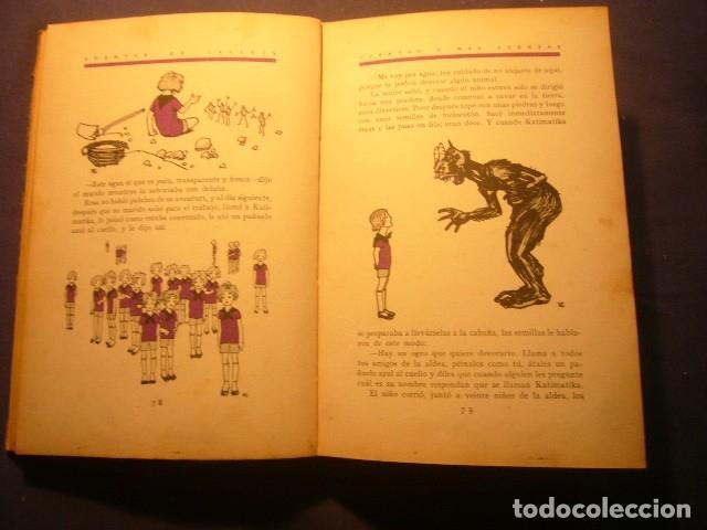 Libros antiguos: CALLEJA: - CUENTOS Y MAS CUENTOS - (MADRID, SATURNINO CALLEJA) - Foto 5 - 138569586