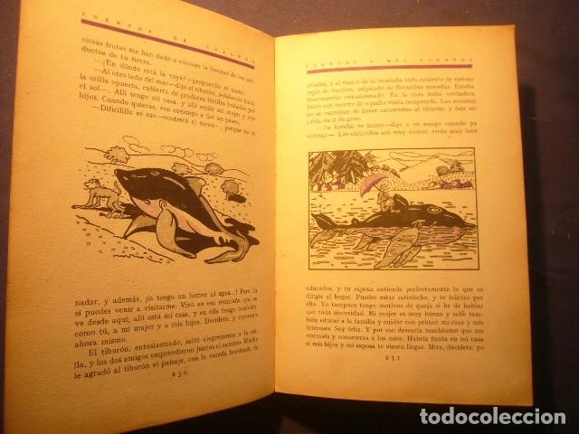 Libros antiguos: CALLEJA: - CUENTOS Y MAS CUENTOS - (MADRID, SATURNINO CALLEJA) - Foto 6 - 138569586