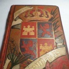 Libros antiguos: NOVELAS ESPAÑOLAS NARRACIONES 1882. Lote 138871962