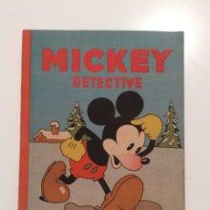 Libros antiguos: ANTIGUO CÓMIC MICKEY DETECTIVE AÑOS 30. Lote 139067293