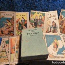 Libros antiguos: 20 CONTES D,EN FALUGA -PRIMERA SERIE --. Lote 139134322