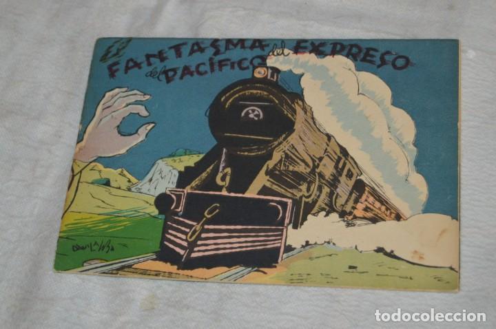 EL FANTASMA DEL EXPRESO DEL PACIFICO - CUENTO Nº 8 - MUY RARO - ENVÍO 24H (Libros Antiguos, Raros y Curiosos - Literatura Infantil y Juvenil - Cuentos)