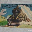 Libros antiguos: EL FANTASMA DEL EXPRESO DEL PACIFICO - CUENTO Nº 8 - MUY RARO - ENVÍO 24H. Lote 139289106