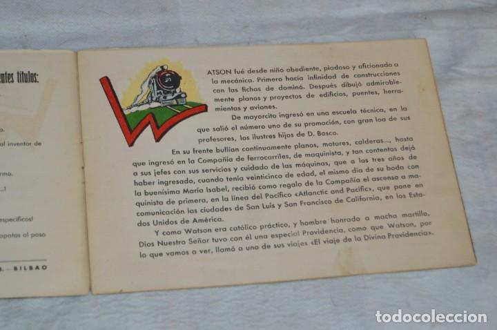 Libros antiguos: EL FANTASMA DEL EXPRESO DEL PACIFICO - CUENTO Nº 8 - MUY RARO - ENVÍO 24H - Foto 5 - 139289106