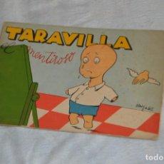 Libros antiguos: TARAVILLA EL MENTIROSO - CUENTO Nº 7 - MUY RARO - VINTAGE - ENVÍO 24H. Lote 139289586
