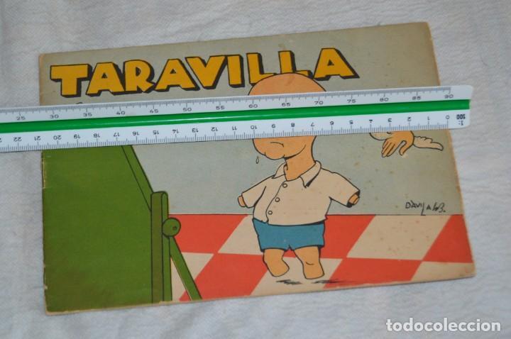 Libros antiguos: TARAVILLA EL MENTIROSO - CUENTO Nº 7 - MUY RARO - VINTAGE - ENVÍO 24H - Foto 2 - 139289586